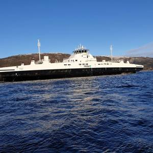 Havyard Delivers Another Battery-Run Ferry