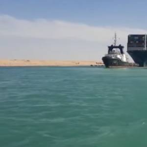 The Ever Given is on the Move; the Suez Canal Reopens