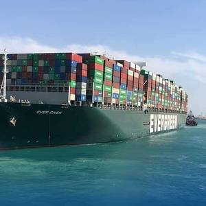 Ever Given Operator Says More Time Needed for Ship Release