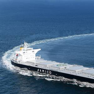 New Leadership for d'Amico's Dry Cargo Business