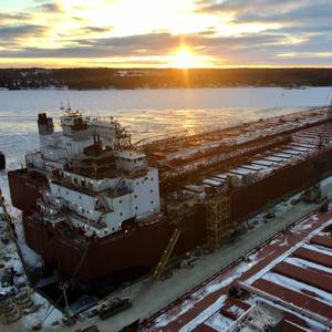 Clean Shipping on the Great Lakes
