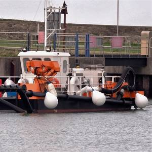 The Marine Group Grows Its Dredging Fleet