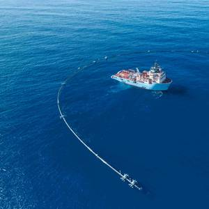 The Ocean Cleanup Kicks Off