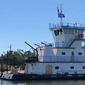 New Towboat Gets a Complete Thordon Propulsion Package