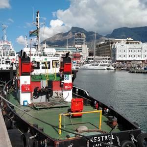 Port of Cape Town Orders Workboat Pair