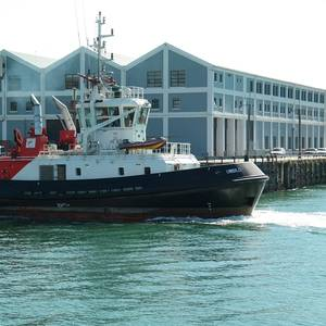 Port of Cape Town Boosts Tug Fleet