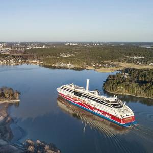 Viking Line: Using Wind Power to Cut Ship Emissions