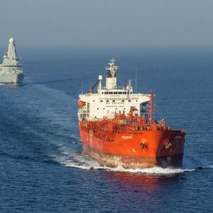 Britain's Navy to Escort UK Ships Through Strait of Hormuz