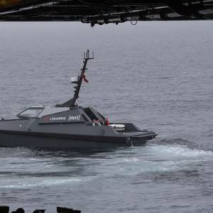 UK Royal Navy Testing Unmanned Equipment
