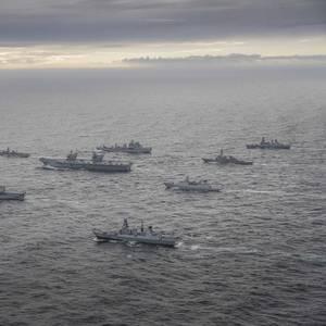 Britain's New Aircraft Carrier Queen Elizabeth to Embark on Maiden Deployment