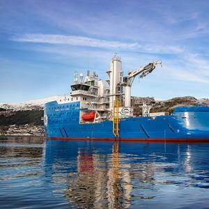 Bernhard Schulte Takes Delivery of Hybrid SOV from Ulstein