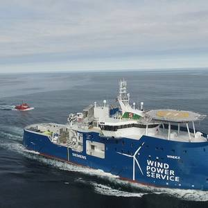 Ulstein Delivers for BS Offshore