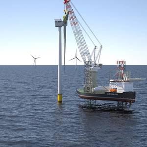 Ustein Unveils Heavy Lift Jack-up