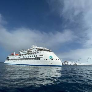 First Feedback From First X-BOW Expedition Cruise Vessel