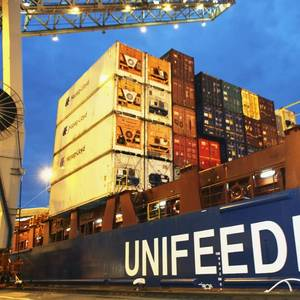 DP World Acquires Unifeeder for $762.6 Mln