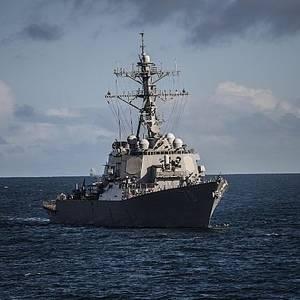 USS Porter en Route to Black Sea