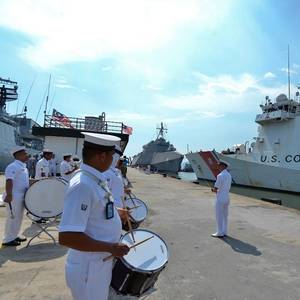 US, Malaysia Start Maritime Training Drill