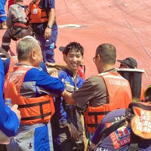 Remaining Golden Ray Crew Members Rescued