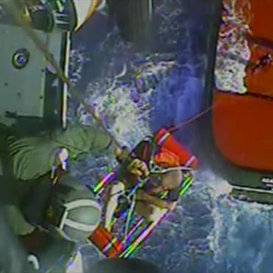 CG Rescues Man 170 miles off FL Coast