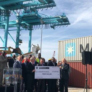 $20m Infrastructure Investment in Jacksonville