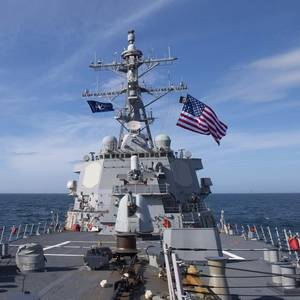 US to Send Two Warships to the Black Sea