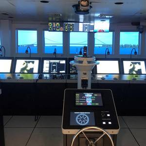 USMMA: Teaching with Simulation in the Maritime Field