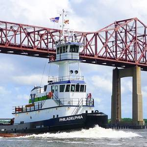 New Tug, Barge Enter Service for Vane Brothers