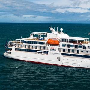 VARD Delivers Expedition Cruise Ship to Coral Expeditions