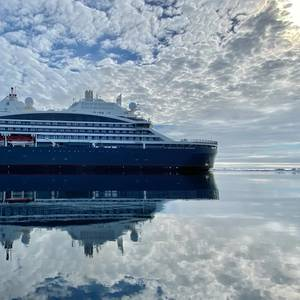 Vard Delivers Expedition Cruise Ship to Ponant