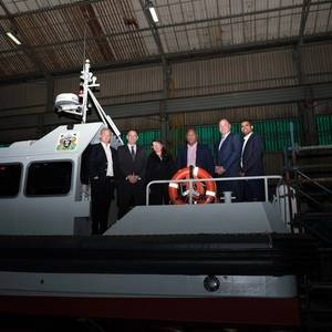 New Shipbuilding Facility in Cape Town