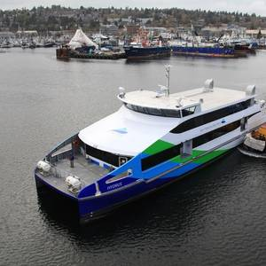 Vigor to Build 2 More San Francisco Ferries