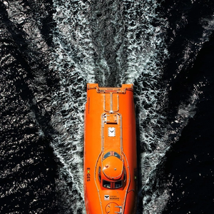 Njord A Lifeboats Feature Electric Propulsion
