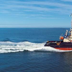 Vittoria Shipyard Delivers Tug for Algeria