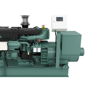 Volvo Penta Gives D16 Marine Genset More Spark