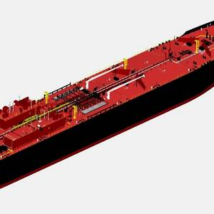 High-Spec Engines for OSG ATB Barge