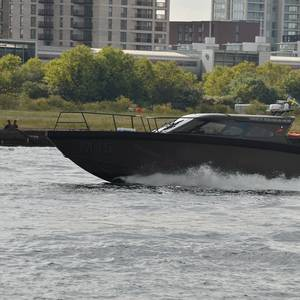 Volvo Penta, Marell Collaborate on High-Speed Vessels