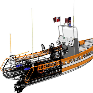 Volvo Penta Engines for USCG Next-Gen RIBs