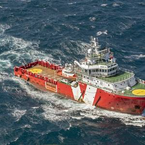 VOS Contracts Three Vessels with Total