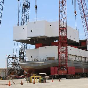 MARAD Awards Nearly $20 Mln for Small Shipyards
