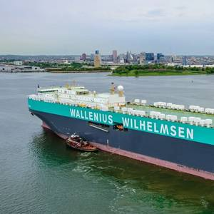 Wallenius Wilhelmsen Withdraws Dividend, Mothballs Vessels