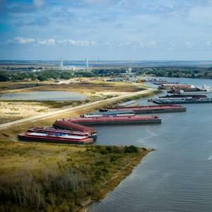 West Calcasieu Port Awards Dredging Contract