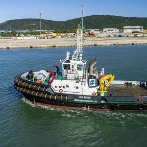Camera Systems Installed Across Wilson Sons' Tug Fleet