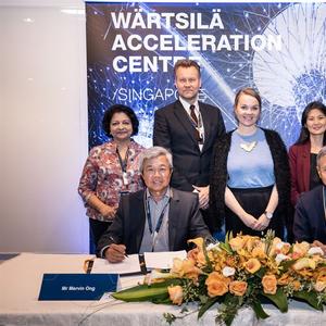 Wärtsilä, PSA Marine Collaborate on Clean Energy Shipping