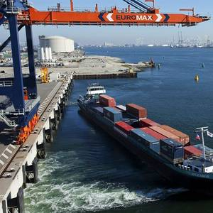 Wärtsilä Developing Autonomous Container Shuttle Service