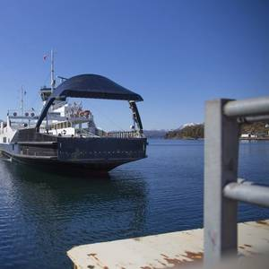 Norwegian Ferry Tests Autodocking System