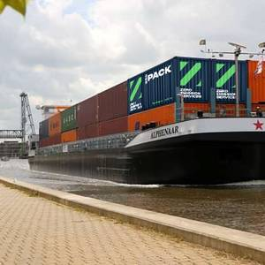 Partners to Trial Emissions-free Barging Concept in the Netherlands
