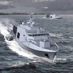 Navy: $2.3B Deal for 12 Mine Hunting Ships