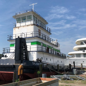 Chesapeake Shipbuilding Launches New Tug