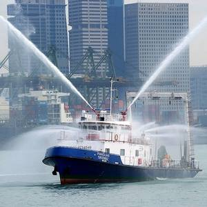 Singapore Ranked World's Top Shipping Center