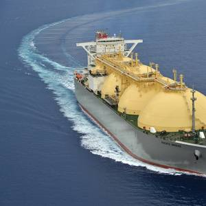 Great Ships 2018: World's Largest MOSS Type LNG Carrier